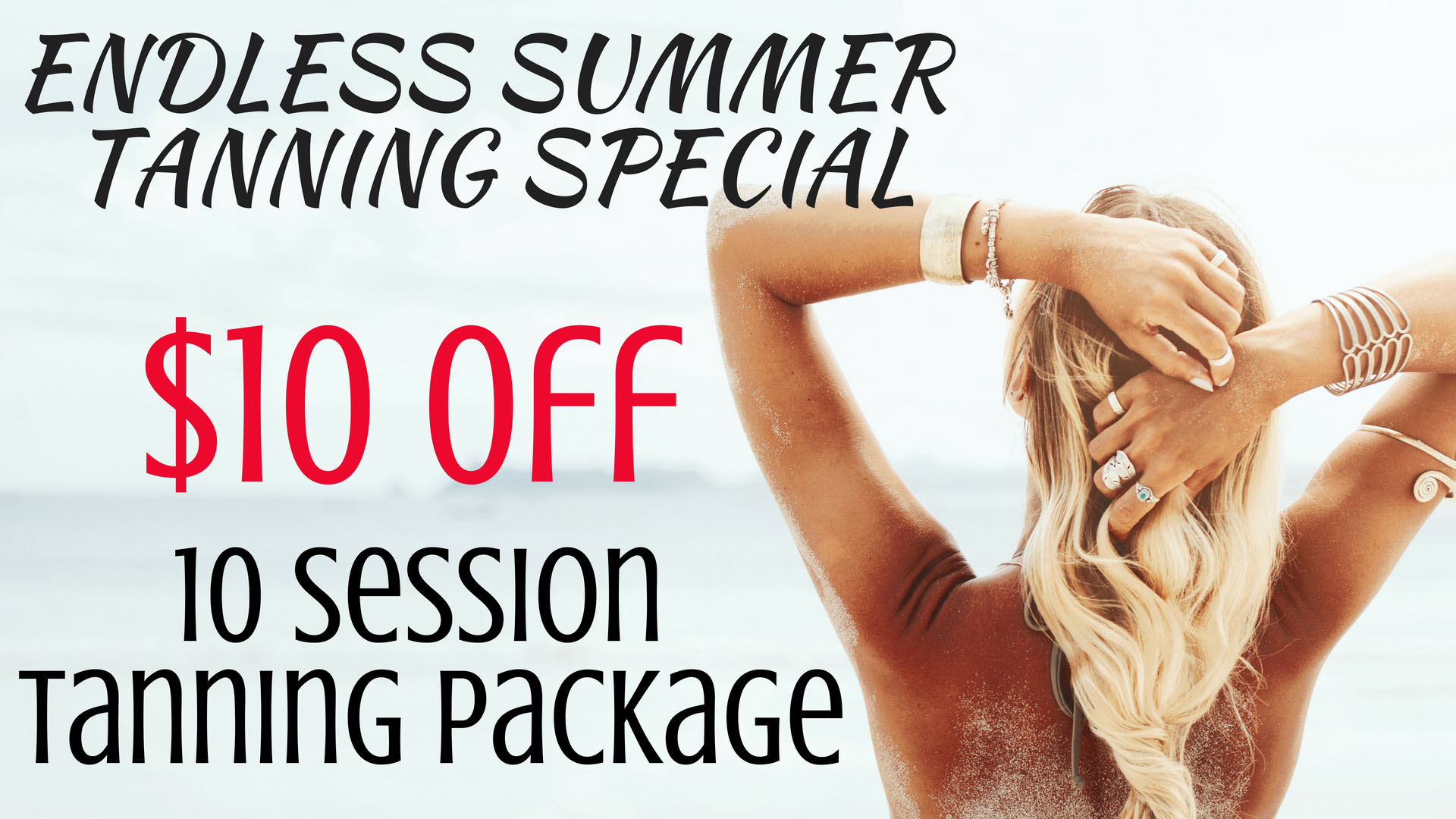 Endless Summer Tanning Special